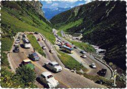Gotthardpas 1961