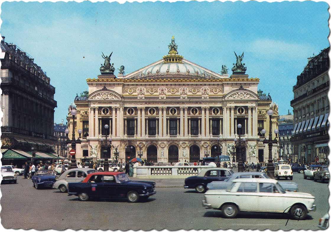 parijs stad van de mode