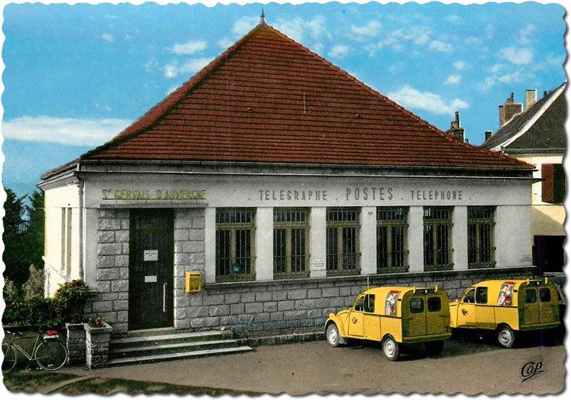 postantoor-2cv-geel-808