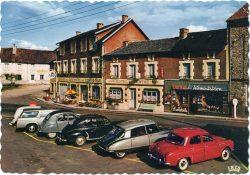 Morterolles-sur-Semme 1964